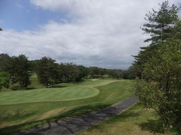 ゴルフの雨の日の影響のイメージ写真