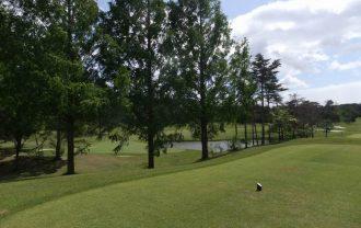 ゴルフと風のお話のイメージ写真