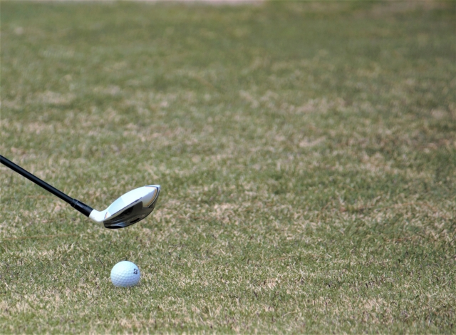 ゴルフ練習のイメージ画像