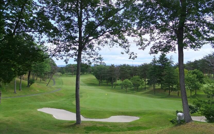 金ヶ崎ゴルフコースの写真